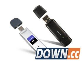 无线网卡驱动(Linksys WUSB54GC) 免费版
