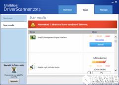 UniblueDriverScannerV4.0.14.0官方版