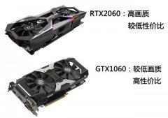 <b>GTX1060与RX2060显卡画质对比 GTX1060与RX2060显示效果评测</b>