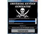 <b>Universal KeyGen Generator 通用注册机 V1.0 绿色版</b>