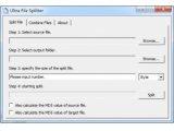 Ultra File Splitter(Ultra File Splitter大文件切割工具下载) V4.0绿色版