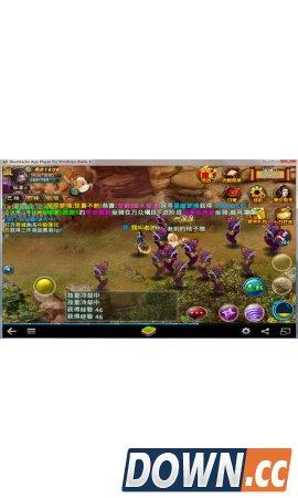琥珀之剑(超高自由度,超大规模团战) V1.04.00 for Android1
