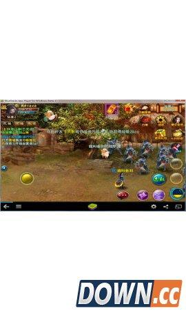 琥珀之剑(超高自由度,超大规模团战) V1.04.00 for Android2