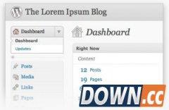 WordPress(流行的博客程序)V4.0 官方英文版