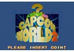 卡普空世界2(Capcom World 2)