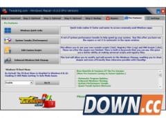 Windows Repair(电脑故障扫描修复软件) 3.6官方免费版