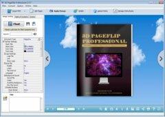 3D PageFlip Pro(Flash图书制作) 1.7.7 官方版