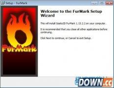 Furmark(显卡稳定性测试工具) 1.16.0.1 英文版