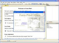 Form Pilot Office(扫描表格软件) 2.4 官方版