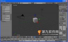 Blender3D动画制作软件2.76官方版