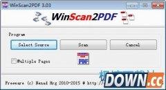 WinScan2PDF 3.10 英文版