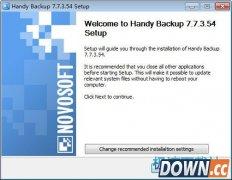 Handy Backup 7.7.7 英文版
