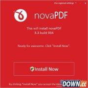 novaPDF Pro(创建PDF电子文档PDF文档编辑软件) 8.5.939 多国语言版