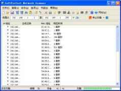 SoftPerfect Network Scanner(局域网IP扫描工具)V6.1.3.0官方版