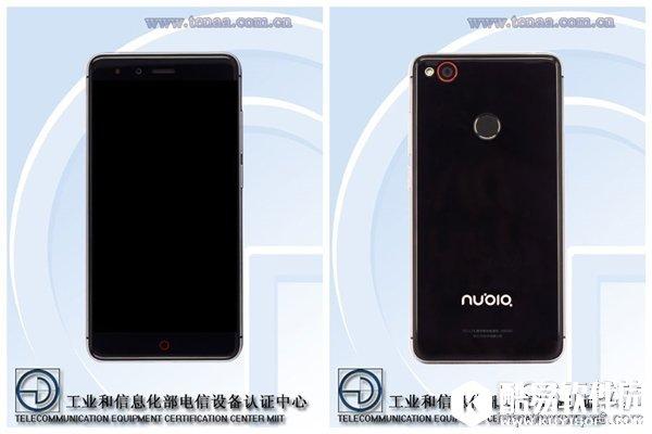 <b>努比亚NX529J手机配置介绍</b>